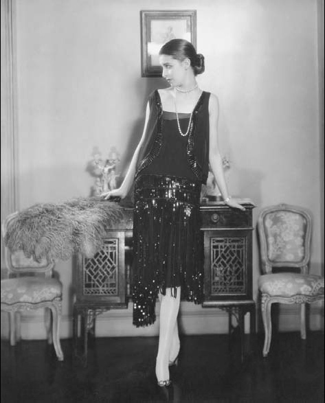 Women'S Evening Dresses Of The 1920s 49