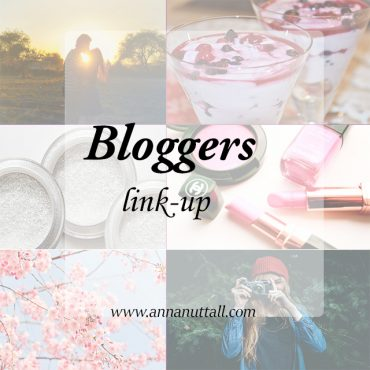 Anna Nuttall Bloggers Links-Up 19