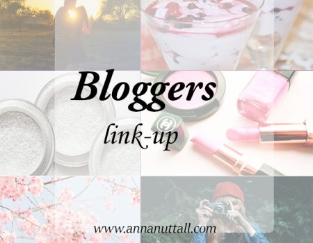 Anna Nuttall Bloggers Links-up 18
