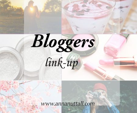 Anna Nuttall Bloggers Links-Up 21