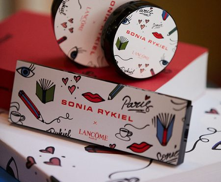Sonia Rykiel & Lancome: Love At First Sight
