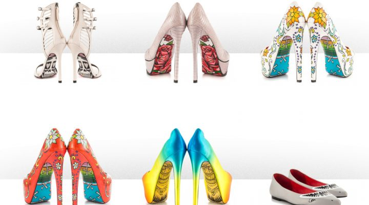 Let's Go Crazy over TaylorSays Shoes