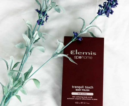 Elemis Tranquil Touch Body Polish Review