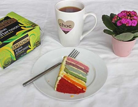 Time For Tea This Autumn (and also cake!)