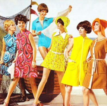 Women's Fashions in the 1960s
