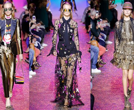 Elie Saab Spring/Summer 2017 Rock Stars Fashion