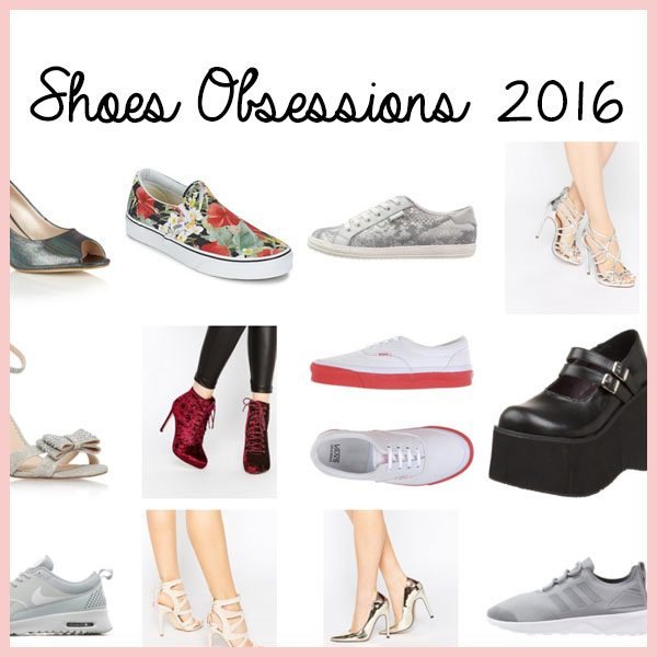 Shoes obsessions