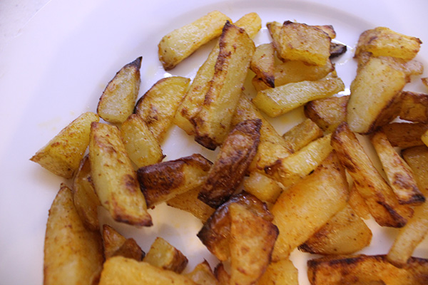 how to make the perfect homemade fries