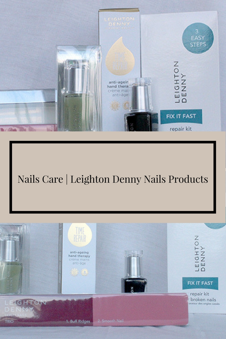 Leighton Denny nails products
