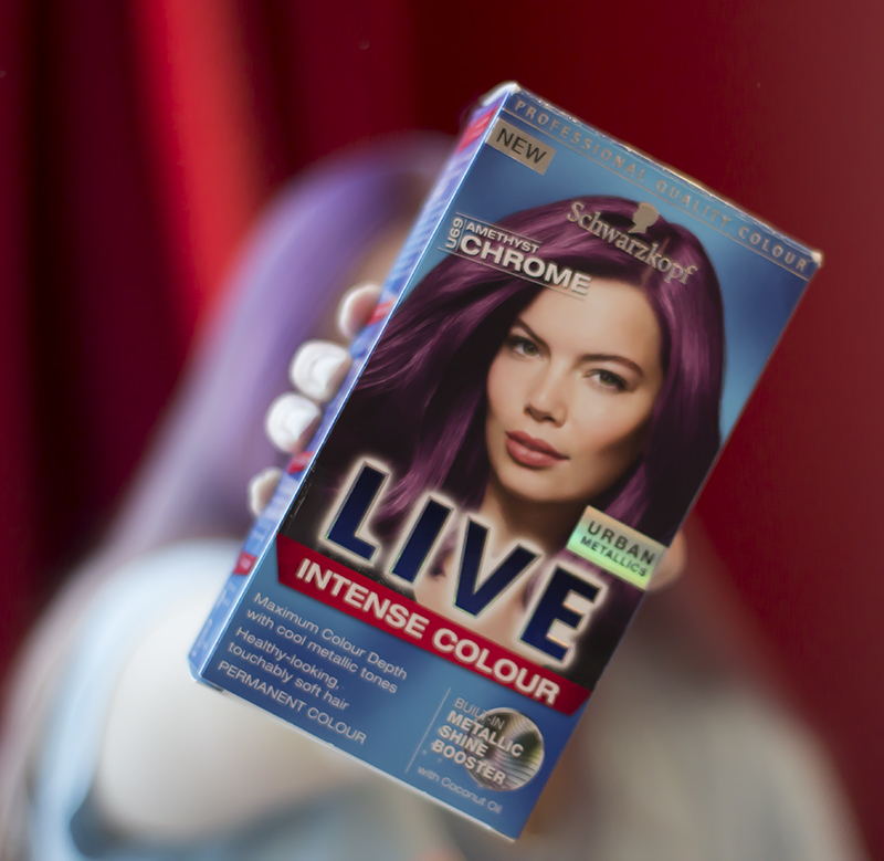 Schwarzkopf U69 Chrome Intense Colour