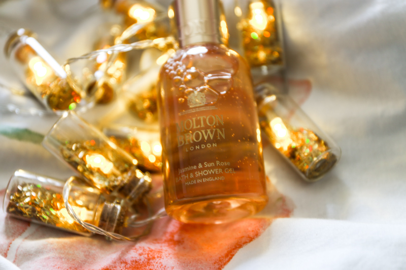 Molton Brown Jasmine and Sun Rose Shower and Bath Gel